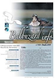 Balbuzard info n°17/18 - LPO Mission rapaces