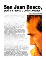 San Juan Bosco, padre y maestro de los jóvenes - Autores Catolicos