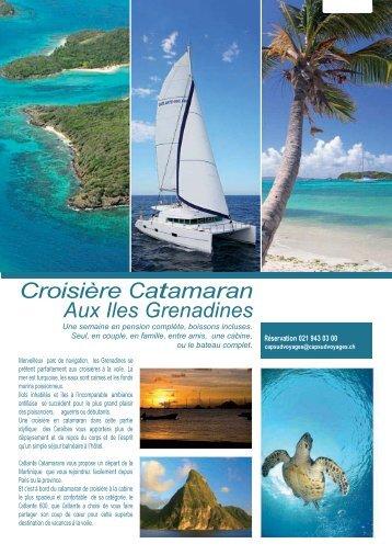 Programme ici - Cap Sud Voyages