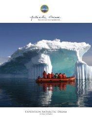 Expedition Antarctic Dream - Kipaventour Patagonie