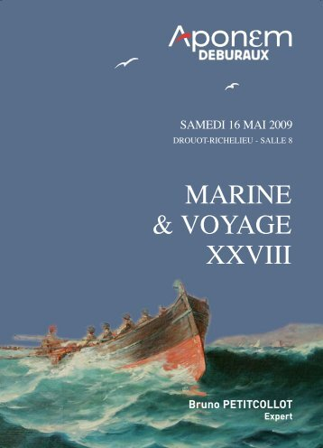 MARINE & VOYAGE XXVIII - Rose des Vents