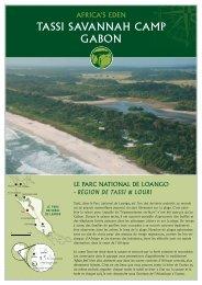 2699 AfricasEden-leaflet 4-Tassi FRA DEF ... - Franck Bougerol