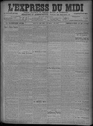 21 juin 1906 - Bibliothèque de Toulouse