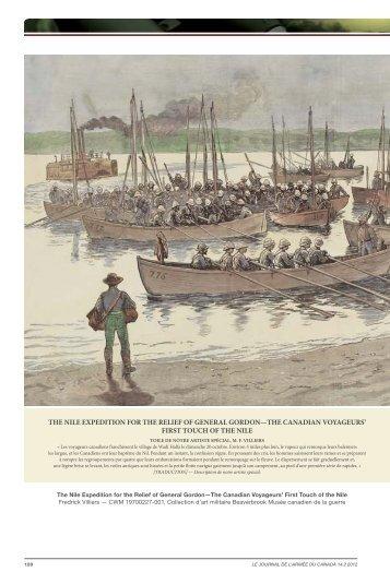 Collection d'art militaire [pdf 9.8 MB] - Armée de terre canadienne