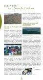 Le caillou vert n°8, la lettre d'information du WWF en Nouvelle ... - Page 4