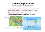 soiree 21 mars 2011 - CERN
