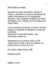 IMITACIÓN DE MARÍA - Autores Catolicos