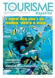 tour isme tourisme - Tahiti Editions