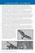 de la faune et de la flore - Page 7