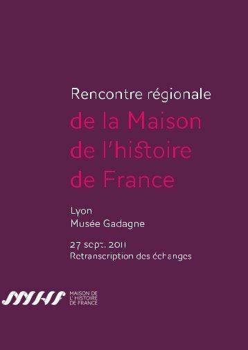 Untitled - Maison de l'histoire de France