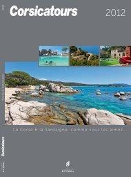 La Corse & la Sardaigne, comme vous les aimez... - Corsicatours