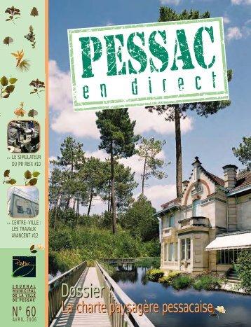 Dossier - Ville de Pessac