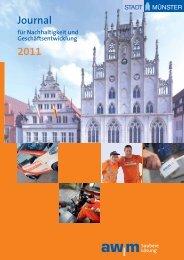 Journal 2011 - AWM