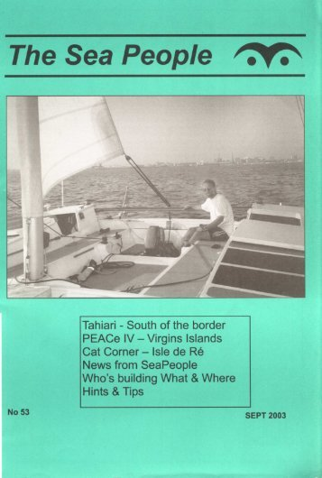 the sea People m - Polynesian Catamaran Association
