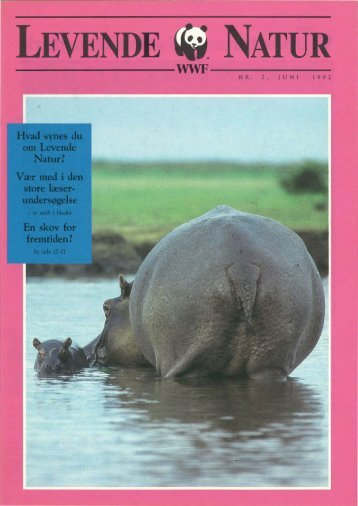 Levende Natur - WWF