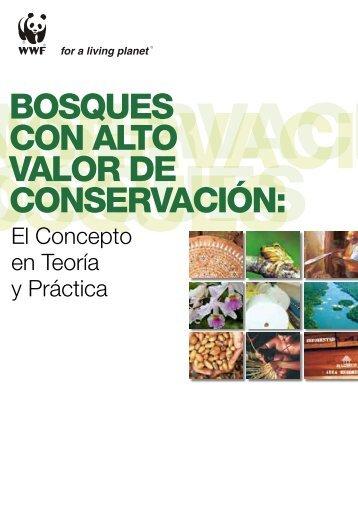 Bosques con Alto Valor de Conservación - HCV Resource Network