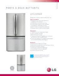 LFC23969 - LG Electronics