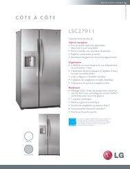 LSC27911 - LG Electronics