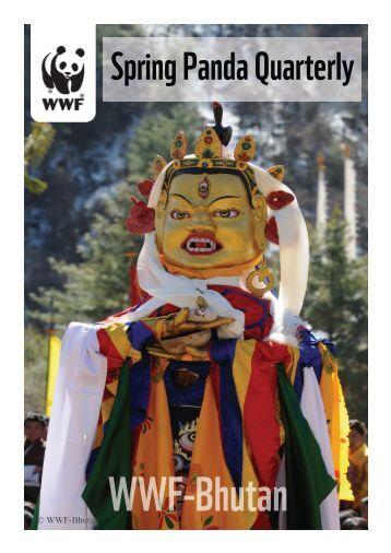 Spring Panda Quarterly - WWF