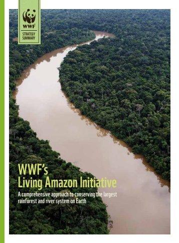 WWF's Living Amazon Initiative - WWF UK