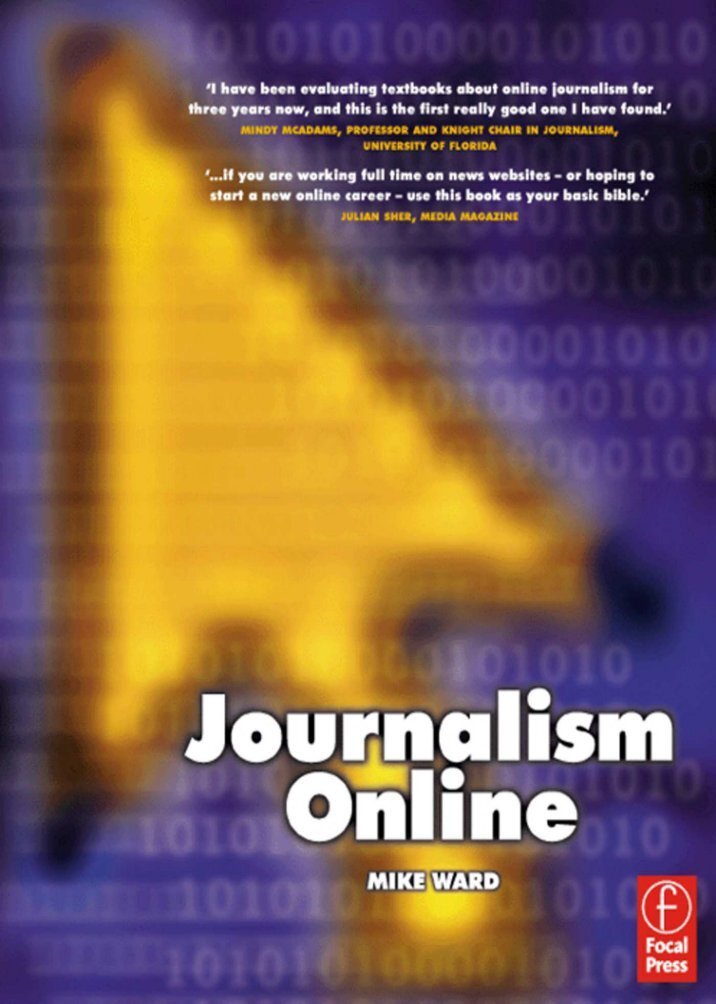 online journalism thesis They are addressed at news writing, but most apply to all forms of journalistic writing journalism students are taught about the five ws: who, what.