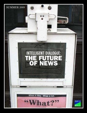 THE FUTURE OF NEWS - Ayo Menulis FISIP UAJY