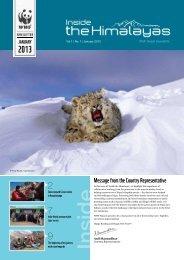 Inside the Himalayas - WWF