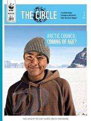 ArCTiC COUNCil: COmiNg Of Age? - WWF