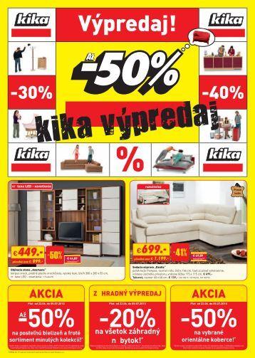 -40% -30% - Kika