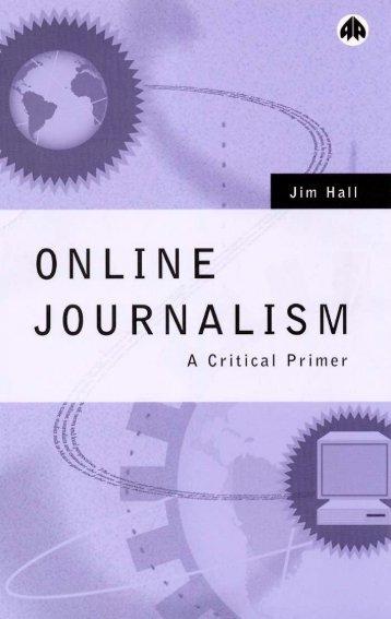 Online Journalism - Ayo Menulis FISIP UAJY