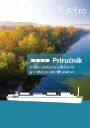 Platina- priručnik dobre prakse u održivom planiranju vodnih ... - WWF