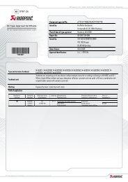 EC Type-Approval Certificate - Akrapovic