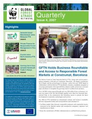 Quarterly - WWF