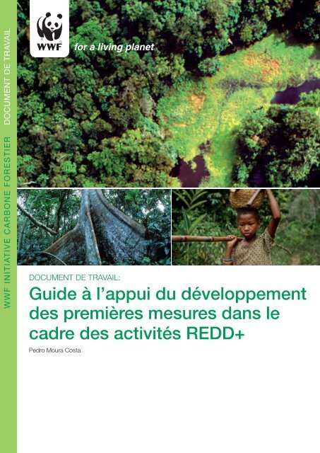 Guidebook to support the development of early action REDD ... - WWF