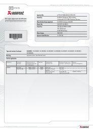 EC Type-Approval Certificate Approval No.: e1*97/24 ... - Akrapovic