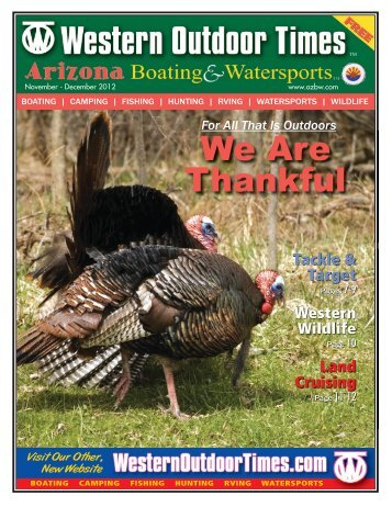 We Are Thankful - Arizona Boating & Watersports