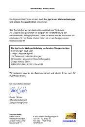Unser Reh, das Findelkind - Zeitgut Verlag GmbH