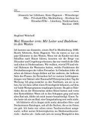 Weil Honecker irrte: Mit Leiter und Badehose in den Westen