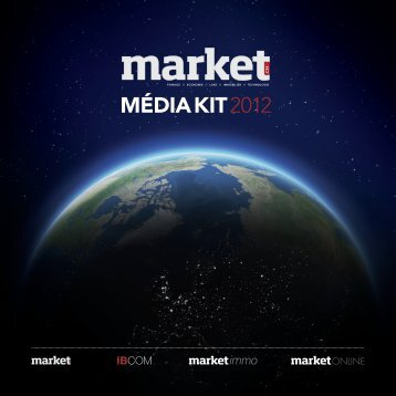 Le mediaREG ne se substitue en aucun cas aux institutions - Market