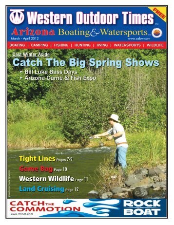 Catch The Big Spring Shows - Arizona Boating & Watersports