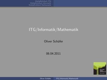 ITG/Informatik/Mathematik
