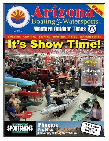 It's Show Time! - Arizona Boating & Watersports