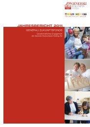 Jahresbericht 2011 (6,43 MB) - Generali Deutschland