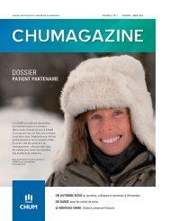 patient partenaire - Centre hospitalier de l'Université de Montréal