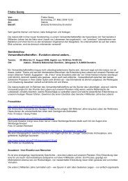 Microsoft Office Outlook - Memoformat - Inatura