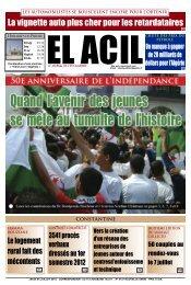 jEudi 05 juiLLEt 2012 - Elacil.com