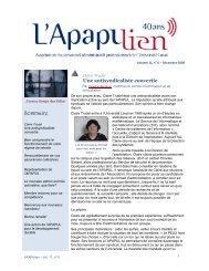 Vol. 11, no 6 - APAPUL