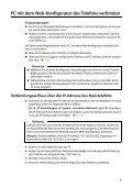 Gigaset DX600A isdn - Bedienungsanleitungen - Seite 6