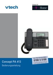 Concept PA 413 - Telekom