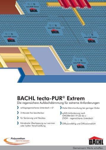 BACHL tecta-PUR® Extrem